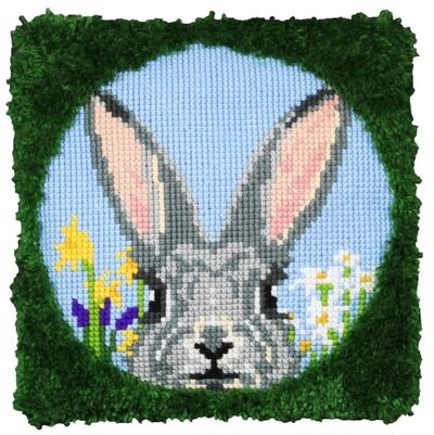 Vrolijk konijn