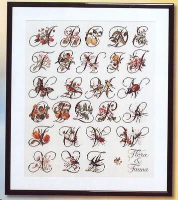Letterlap, Flora en Fauna