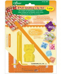 Puff Quilting set large