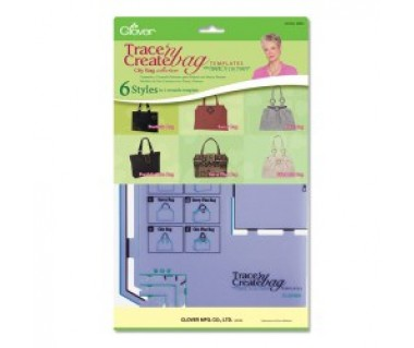 Trace 'n Create Bag Templates City Bag