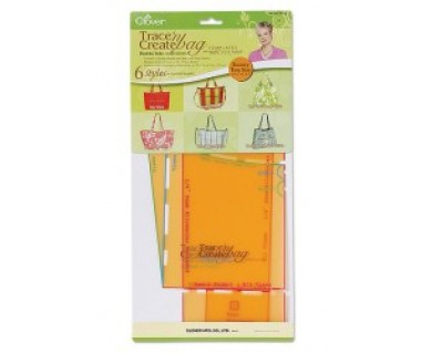 Trace 'n Create Bag Templates Florida Tote