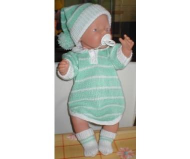 Nachtsetje Baby born