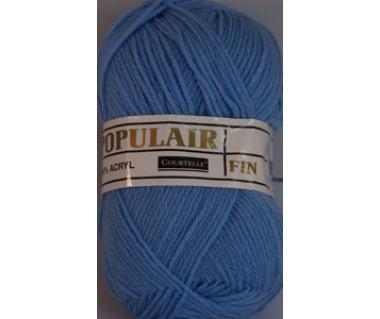 Populair Fin Lichtblauw nr. 15