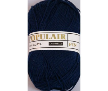 Populair Fin Donkerblauw nr. 94