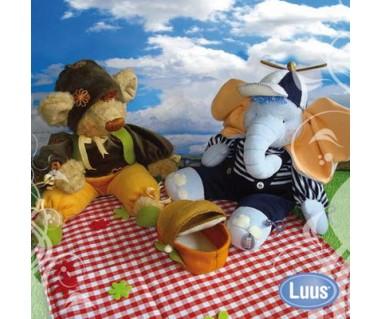 Lolli en Olli gaan Picknicken