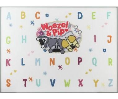 Woezel & Pip kids ABC