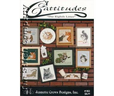 Cattitudes: the eighth litter