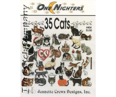35 cats