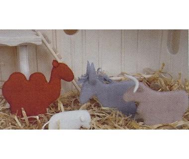 Kerstgroepdieren