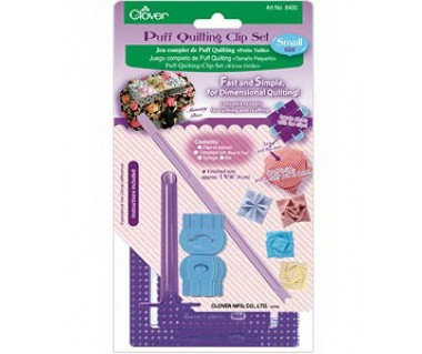 Puff Quilting set small
