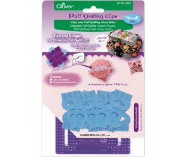 Puff Quilting set small Z
