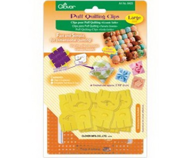 Puff Quilting set large Z