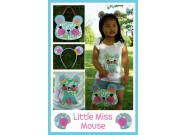 Melly & Me - Miss Little Mouse