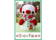 Melly & Me - Snowflake